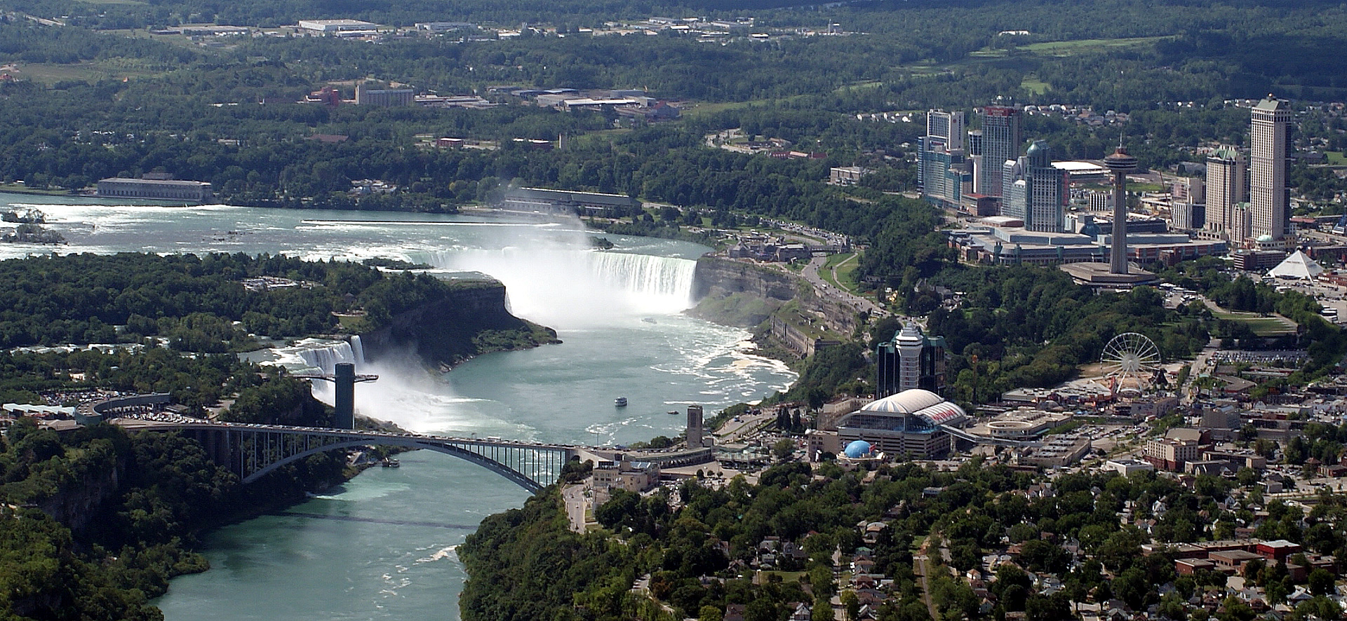Attractions in Niagara Falls – Niagara Falls Tourist Attractions Map