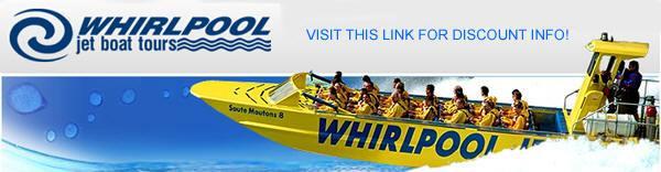 whirlpool jetboat tours niagara