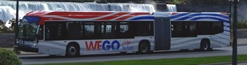 wego bus transportation