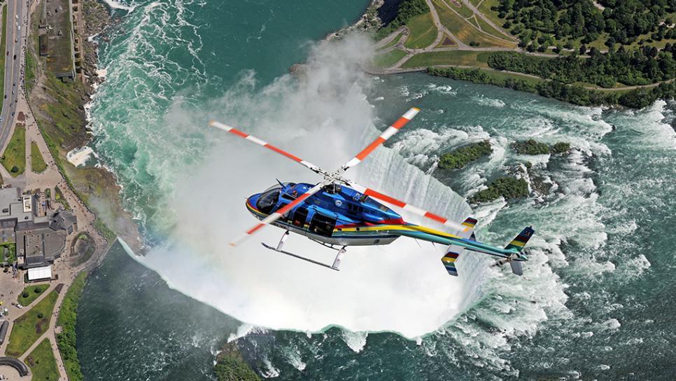 Helicopter Niagara Falls Tour