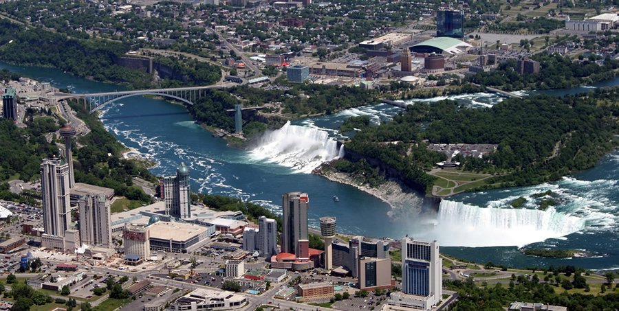 In Our Opinion The Closer You Are To Falls Better View But There Is More Than One Closest Hotels Canadian
