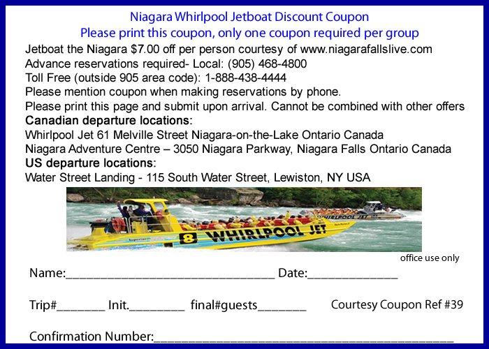 Shotover jet discount coupon