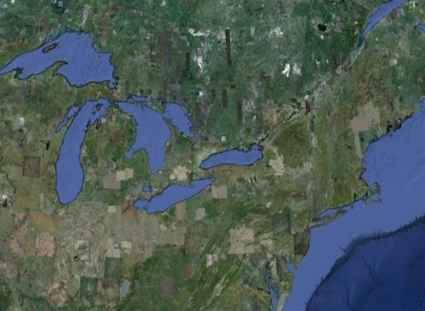 Where is Niagara Falls