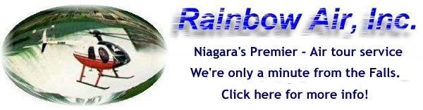 rainbow air discount coupons niagara falls