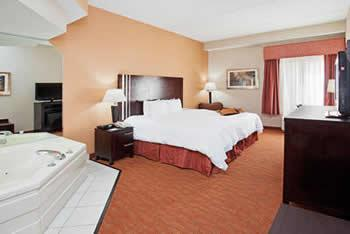 hampton inn niagara falls spa