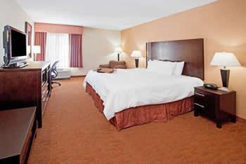 hampton inn niagara falls king beds