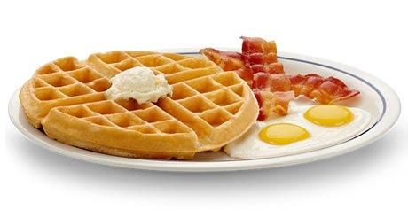 ihop niagara falls waffles