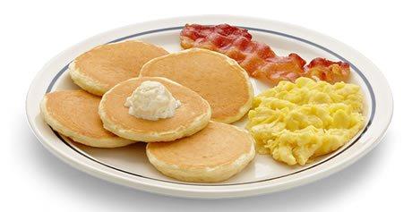 ihop niagara falls pancakes
