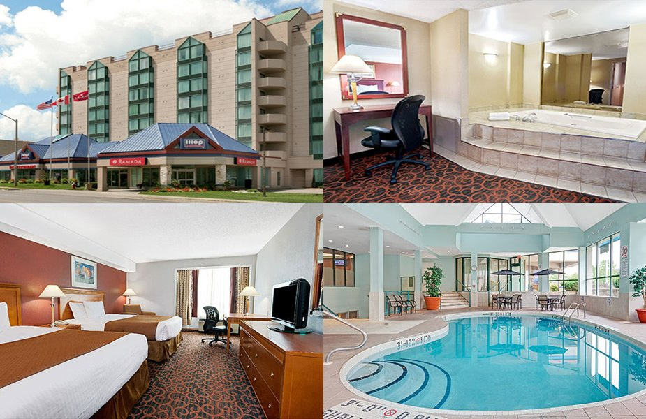Hotel Rooms Near Niagara Falls Ny