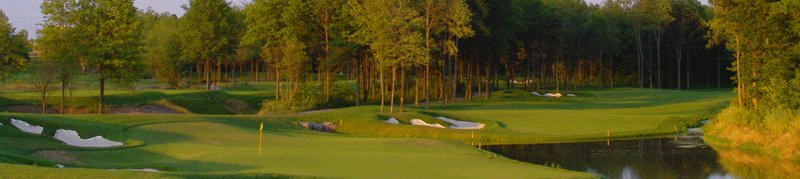 thundering waters golf course