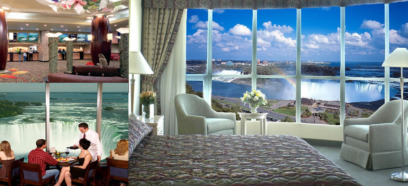 The Emby Suites Niagara Falls Fallsview Offers Best Views Of