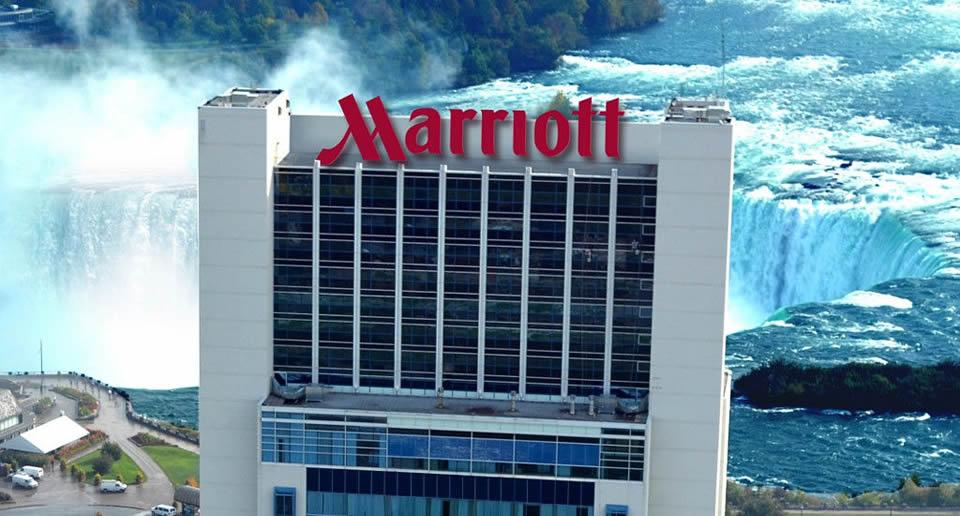 marriott on the falls hotel niagara