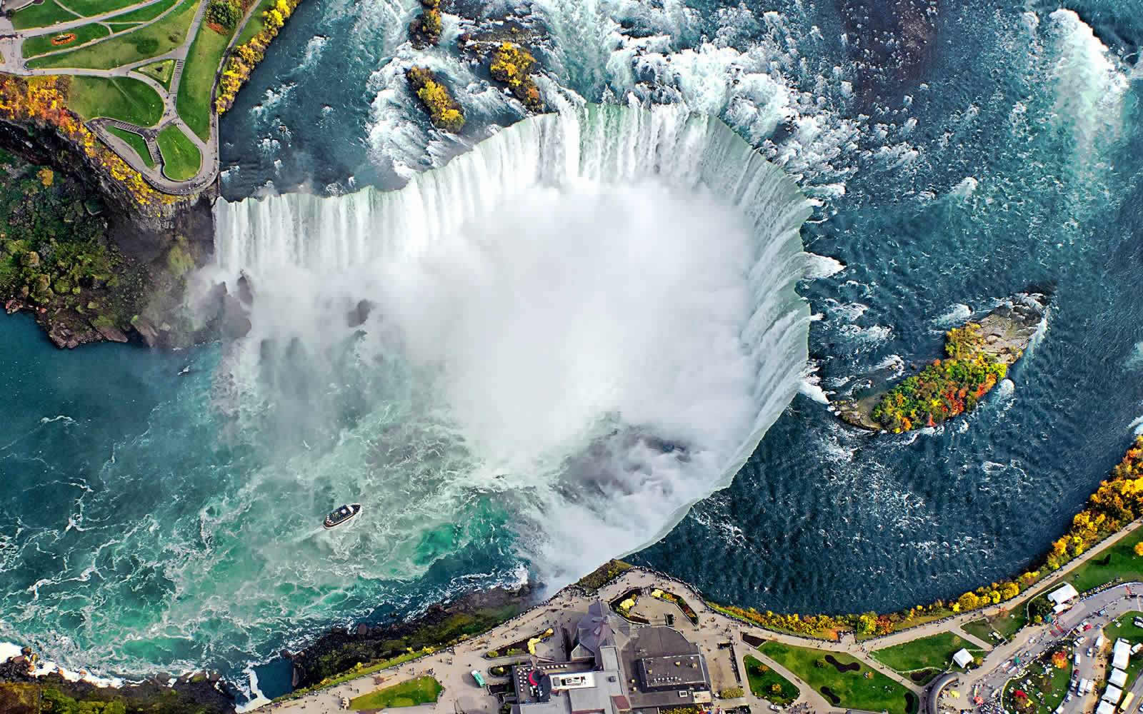 Niagara Falls: description, photo, where it is located 42