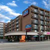 HoJo Hotel in Niagara Falls