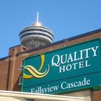 Quality Hotel Niagara Falls Fallsview Cascade