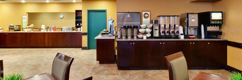 country inn and suites hotel niagara falls dining