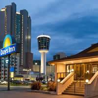 Days inn Fallsview Niagara Falls Hotels