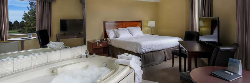 days Inn niagara falls hotel stanley ave jacuzzi