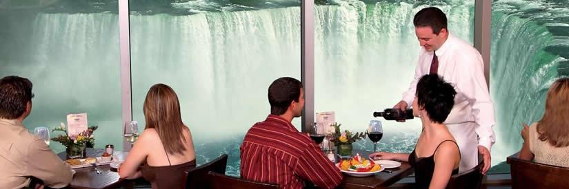 embassy suites niagara falls dining