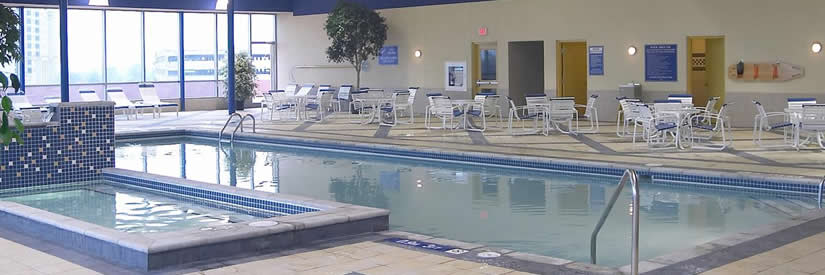 embassy suites niagara falls pool