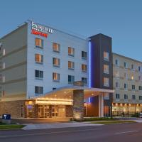 fairfield inn hotel niagara falls
