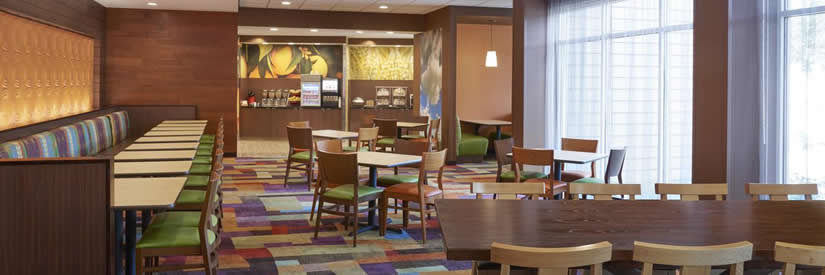 fairfield inn and suites niagara falls dining