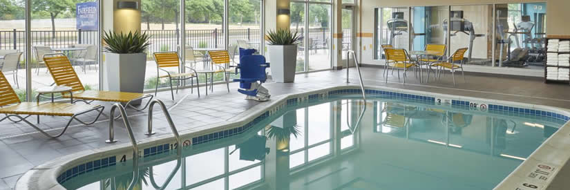 fairfield inn and suites niagara falls pool