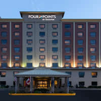 four points hotel niagara falls