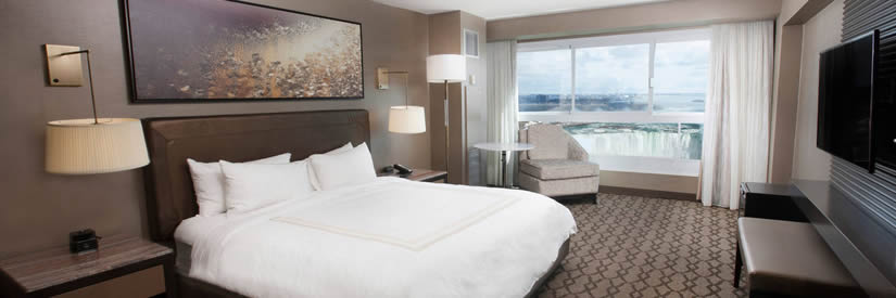 niagara falls marriott king suite
