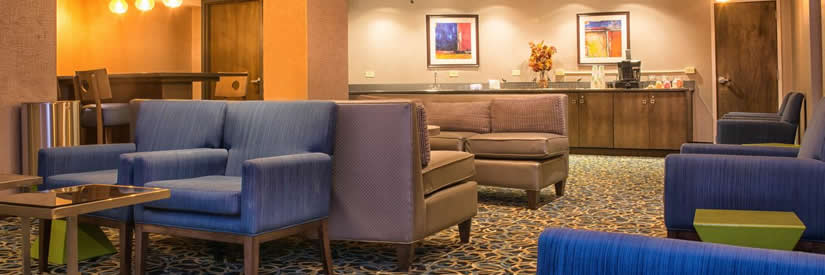 holiday inn niagara falls hotel lounge