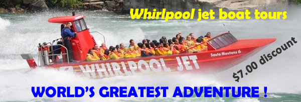 niagara falls whirlpool jetboat tour coupon