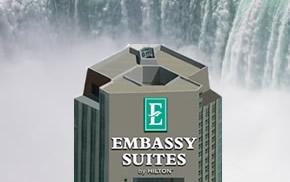 Embassy Suites Hotel Niagara Falls Canada